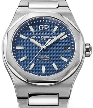 81010-11-431-11A Girard Perregaux Laureato