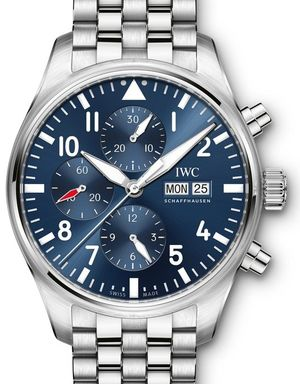 IWC Pilots Watches Spitfire IW377717