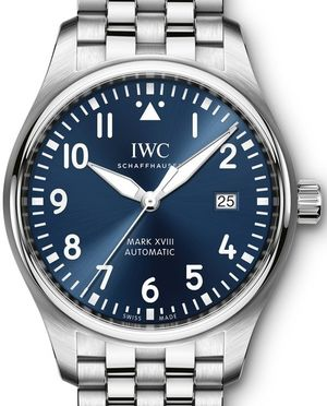 IWC Pilots Watches Classic IW327014
