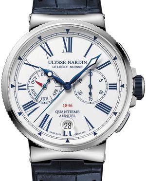 1533-150/E0 Ulysse Nardin Marine Chronograph