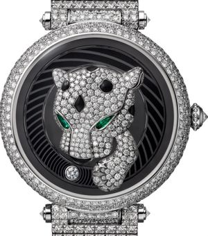 Cartier Creative Jeweled watches HPI01106