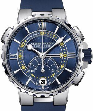 Ulysse Nardin Marine Chronograph 1553-155-3/43