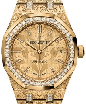 15456BA.ZG.1251BA.01 Audemars Piguet Royal Oak Ladies