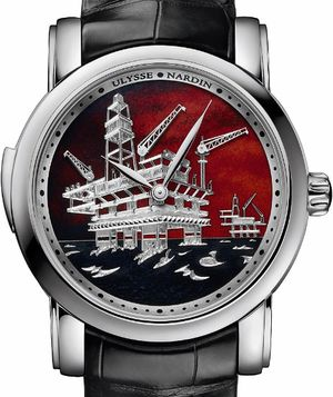 739-61/E2-OIL Ulysse Nardin Classic Complications