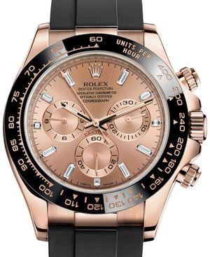 116515LN Pink Rolex Cosmograph Daytona