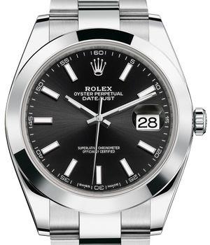 Rolex Datejust 41 126300 Black
