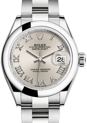 Rolex Lady-Datejust 28 279160 Silver