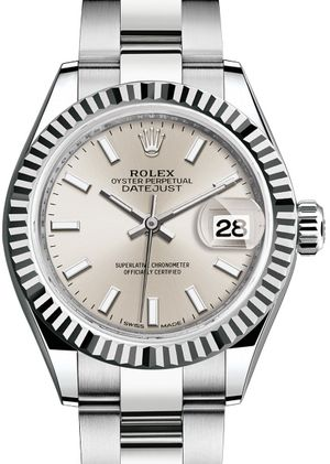 Rolex Lady-Datejust 28 279174 Silver