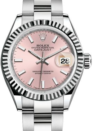 Rolex Lady-Datejust 28 279174 Pink