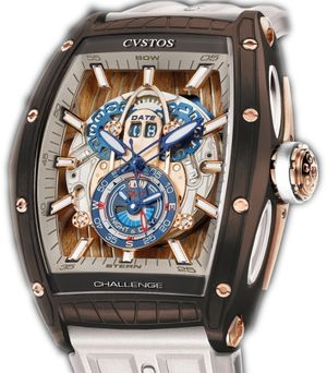 Cvstos Challenge Sea-Liner challenge sealiner gmt brown sea