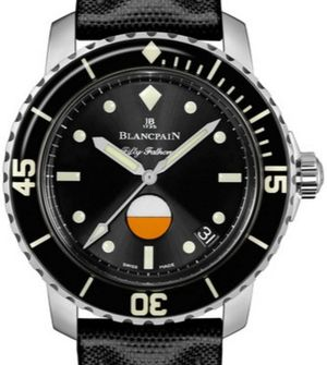 5008-1130-B52A Blancpain Fifty Fathoms