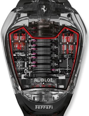 905.JN.0001.RX Hublot MP Collection