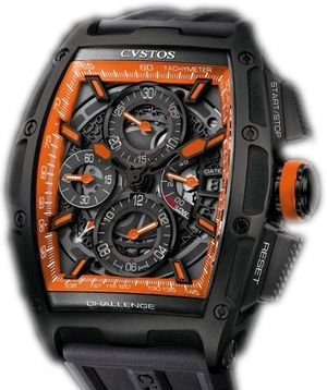 challenge chrono 2 orange storm Cvstos Challenge Chrono
