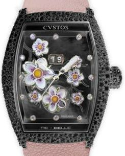 re-belle sakura black steel black diamond snow set Cvstos Re-Belle