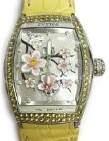 re-belle sakura steel yellow sapphires Cvstos Re-Belle