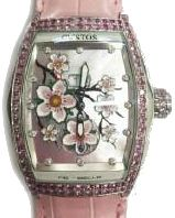 re-belle sakura steel pink sapphires Cvstos Re-Belle