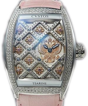 re-belle tsarine steel diamond Cvstos Re-Belle