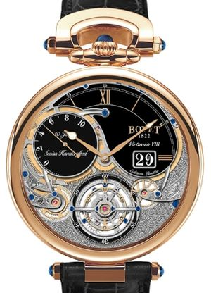 Bovet Fleurier Amadeo Grand Complications T10GD001