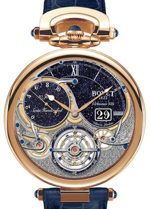Bovet Fleurier Amadeo Grand Complications T10GD003