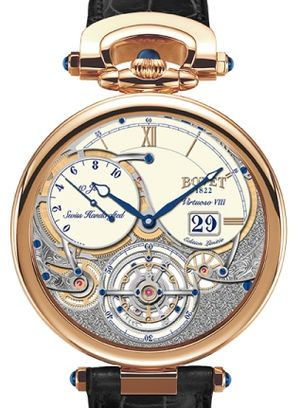 Bovet Fleurier Amadeo Grand Complications T10GD005
