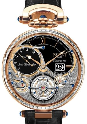 Bovet Fleurier Amadeo Grand Complications T10GD001-SB1