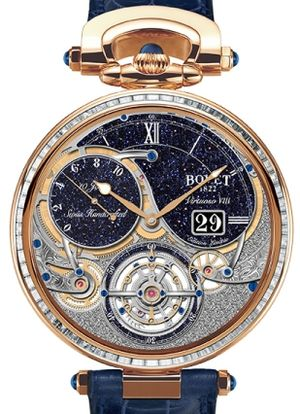 Bovet Fleurier Amadeo Grand Complications T10GD003-SB1