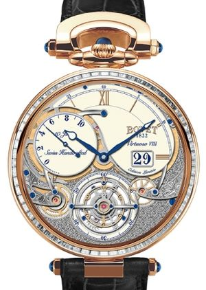 Bovet Fleurier Amadeo Grand Complications T10GD005-SB1