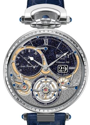 Bovet Fleurier Amadeo Grand Complications T10GD004-SB1