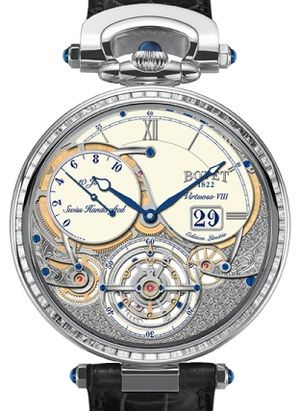 Bovet Fleurier Amadeo Grand Complications T10GD006-SB1