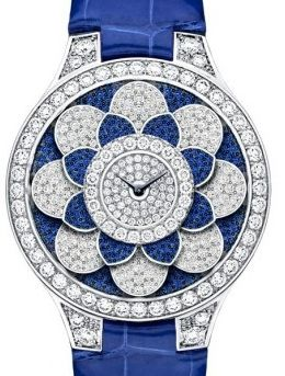 icon sapphire Graff Jewellery Watches