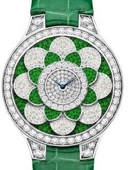 icon emerald Graff Jewellery Watches
