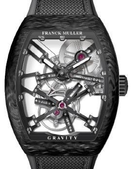 V 45 T GRAVITY CS SQT CARBON.NR Franck Muller Vanguard Gravity