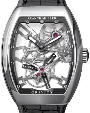 V 45 T GRAVITY CS SQT AC.NR Franck Muller Vanguard Gravity