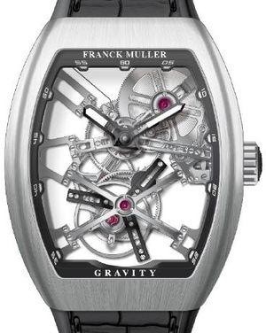 V 45 T GRAVITY CS SQT OGBR.NR Franck Muller Vanguard Gravity