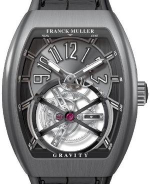 V 45 T GRAVITY CS TT BR.NR Franck Muller Vanguard Gravity