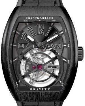 V 45 T GRAVITY CS TT NR BR.TT Franck Muller Vanguard Gravity