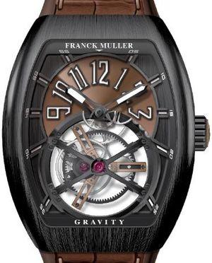 V 45 T GRAVITY CS TT NR BR.BZ Franck Muller Vanguard Gravity