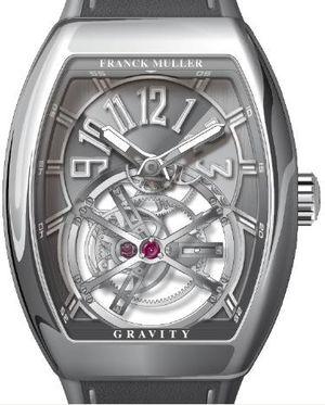 V 45 T GRAVITY CS AC.TT Franck Muller Vanguard Gravity