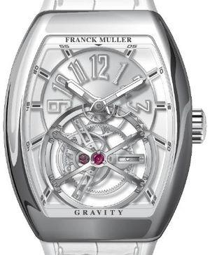 V 45 T GRAVITY CS AC.BC Franck Muller Vanguard Gravity
