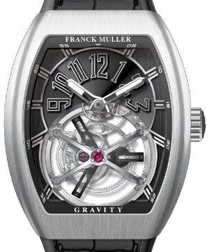 V 45 T GRAVITY CS ACBR.NR Franck Muller Vanguard Gravity