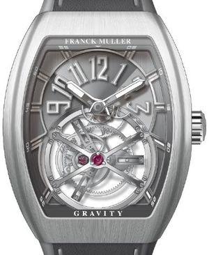V 45 T GRAVITY CS ACBR.TT Franck Muller Vanguard Gravity