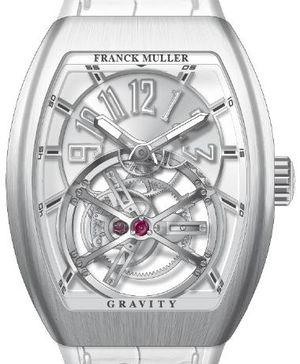 V 45 T GRAVITY CS ACBR.BC Franck Muller Vanguard Gravity