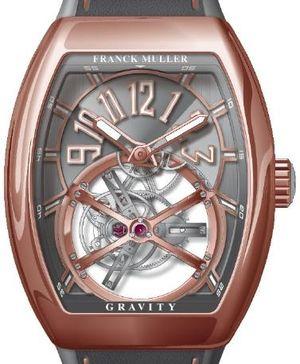 V 45 T GRAVITY CS 5N.TT Franck Muller Vanguard Gravity