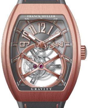 V 45 T GRAVITY CS5NBR.TT Franck Muller Vanguard Gravity