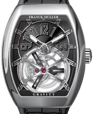 V 45 T GRAVITY CS OG.NR Franck Muller Vanguard Gravity