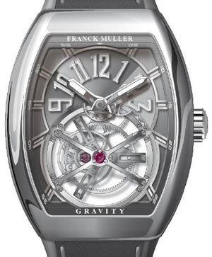 V 45 T GRAVITY CS OG.TT Franck Muller Vanguard Gravity