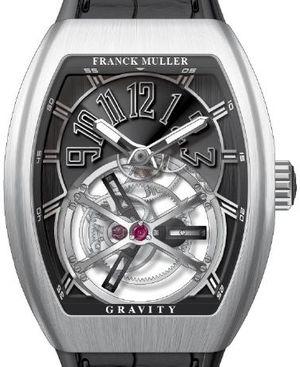 V 45 T GRAVITY CS OGBR.NR Franck Muller Vanguard Gravity