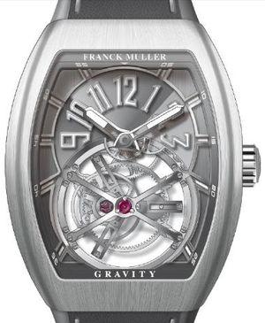 V 45 T GRAVITY CS OGBR.TT Franck Muller Vanguard Gravity