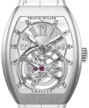 V 45 T GRAVITY CS OGBR.BC Franck Muller Vanguard Gravity
