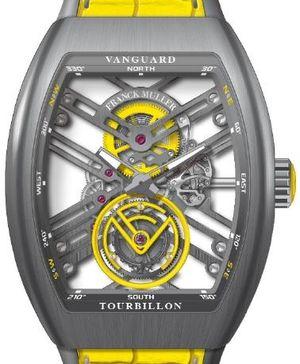 Franck Muller Vanguard Skeleton V 45 T SQT TTBR.JA